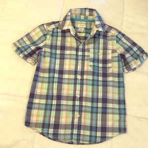 Kids button up shirt